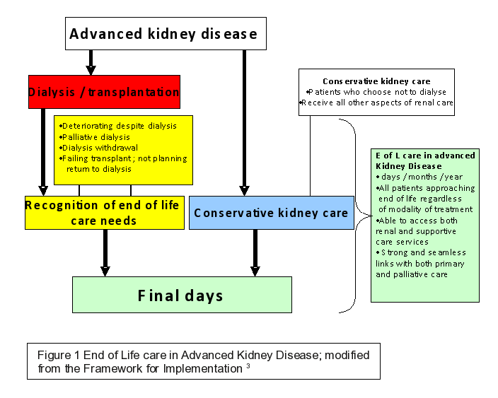End Of Life Care National Kidney Federation
