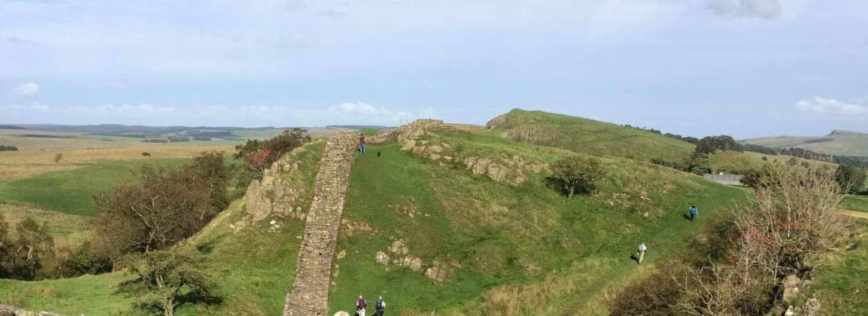 Hadrian's Wall Trek June 2021