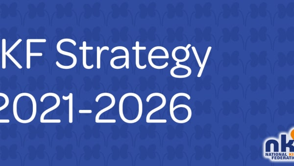 An outline of the NKF's strategy for 2021-2026